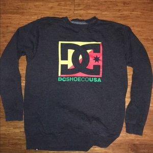 Other - DC SHOE CO. CREW NECK SWEATER